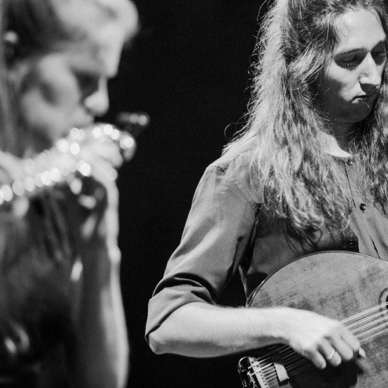 Mängurõõm: Eesti-Rootsi muusika töötuba. Säde Tatar ja Gabbi Dluzewski. 1.12.2018 kell 12