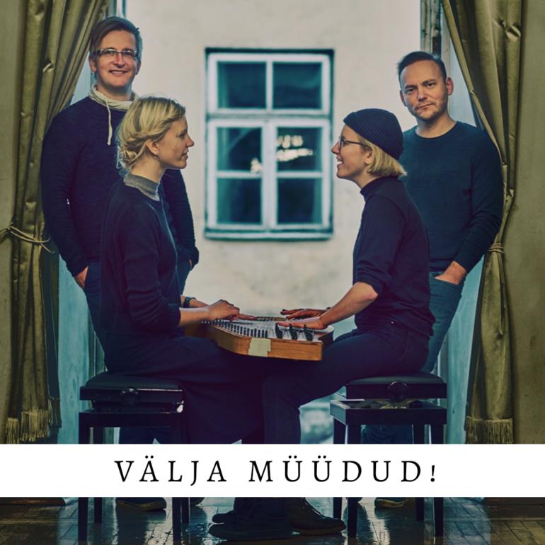 Reval Folk uus ja vana: Peeter Rebane, Tiit Kikas ja Duo Ruut 26.01.2019